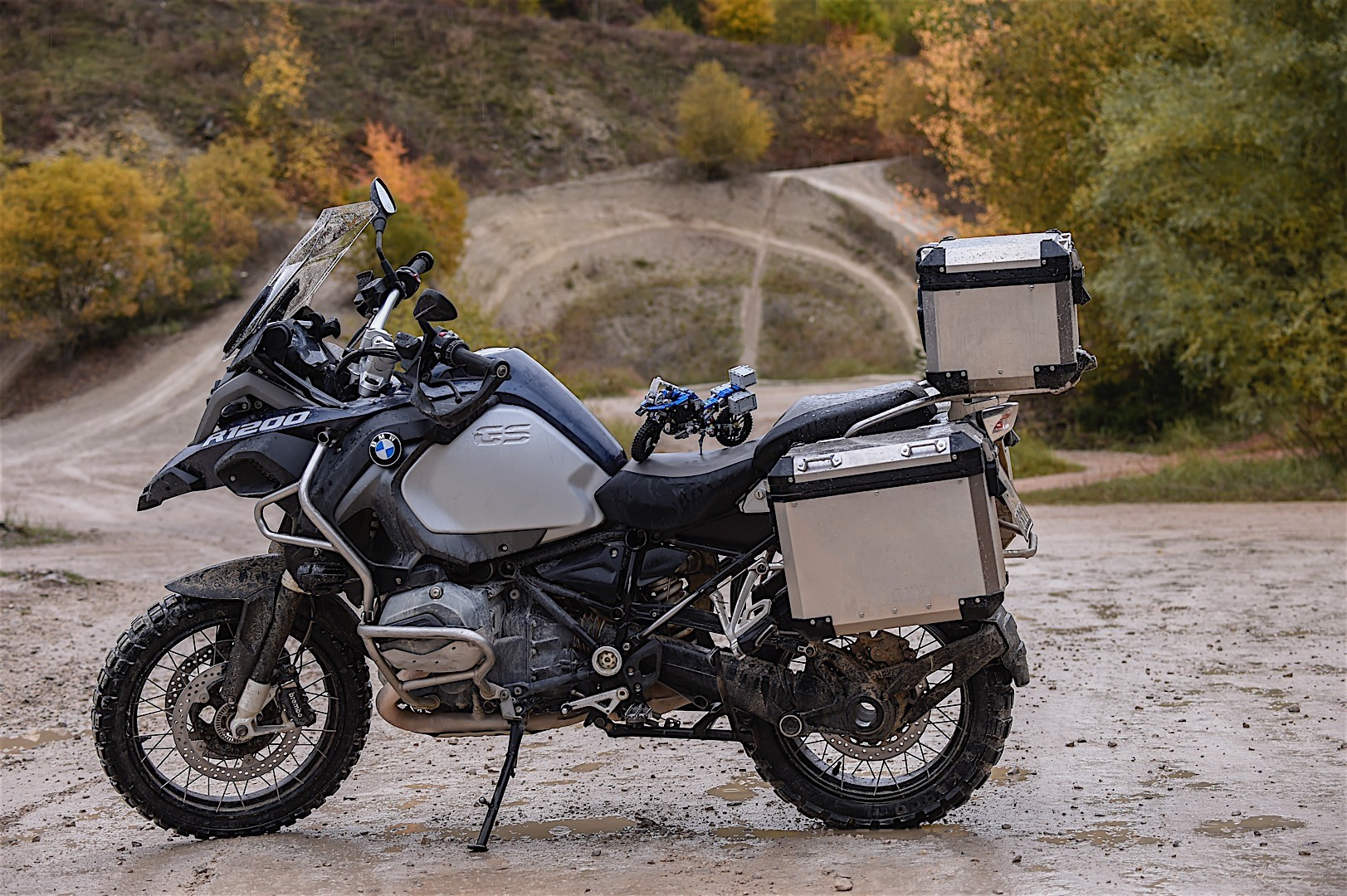 LEGO BMW R 1200 GS Adventure On Shelves Starting 2017 ...