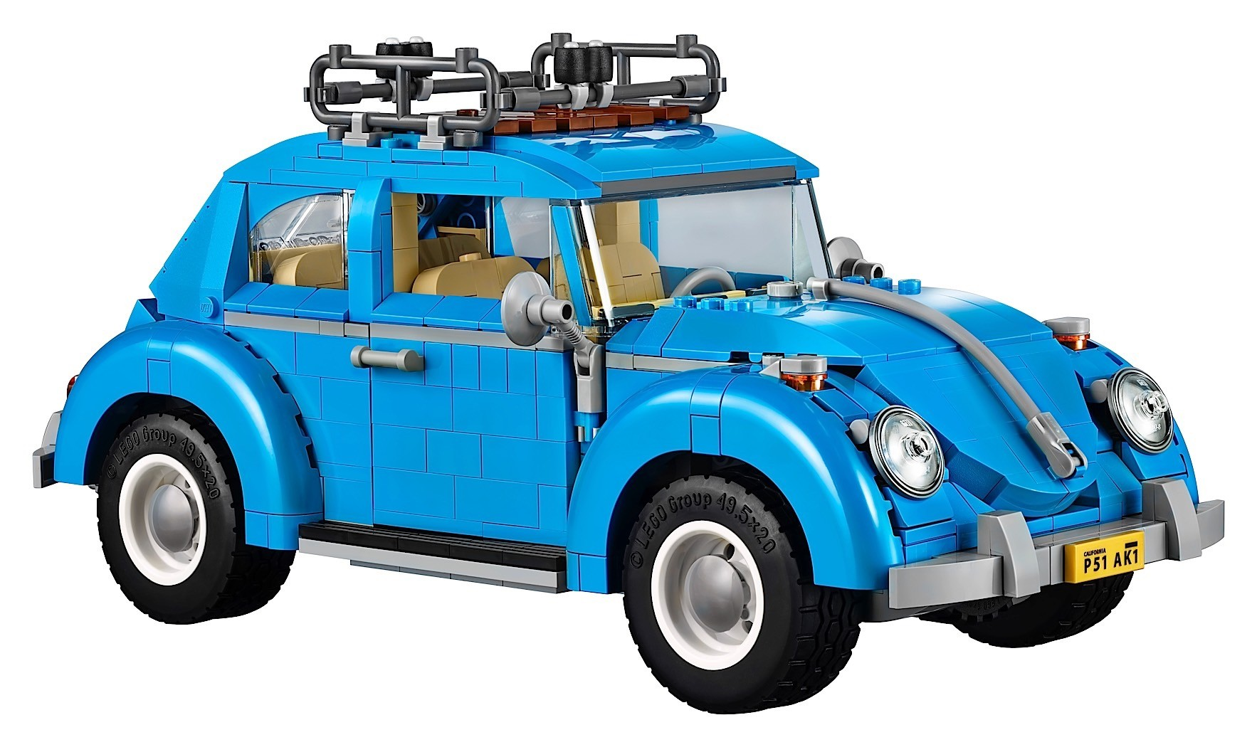 Lego Introduces Surfer Themed Volkswagen Beetle
