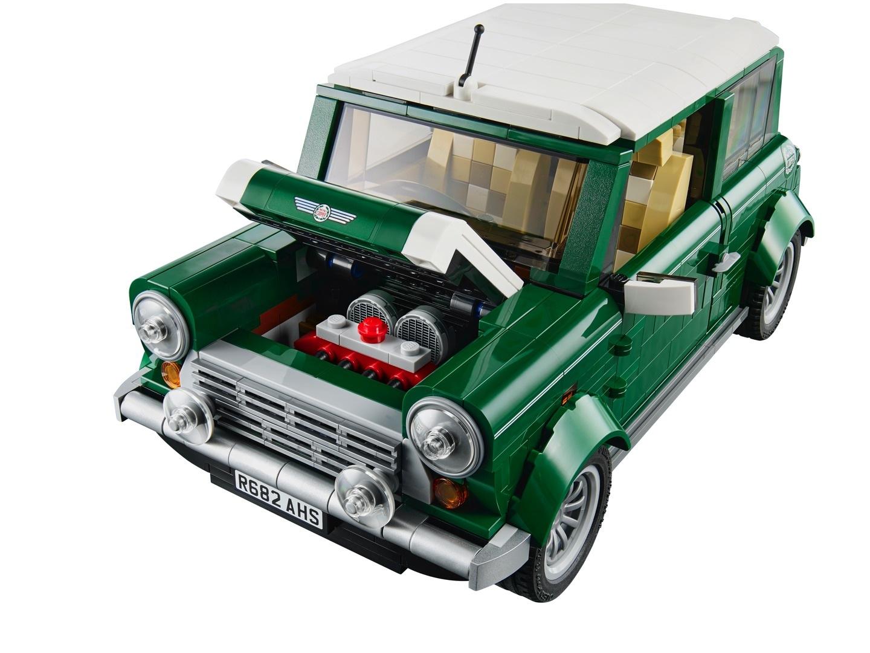 Mini Cooper Usa >> Lego Launches $100 Mini Cooper Set - autoevolution