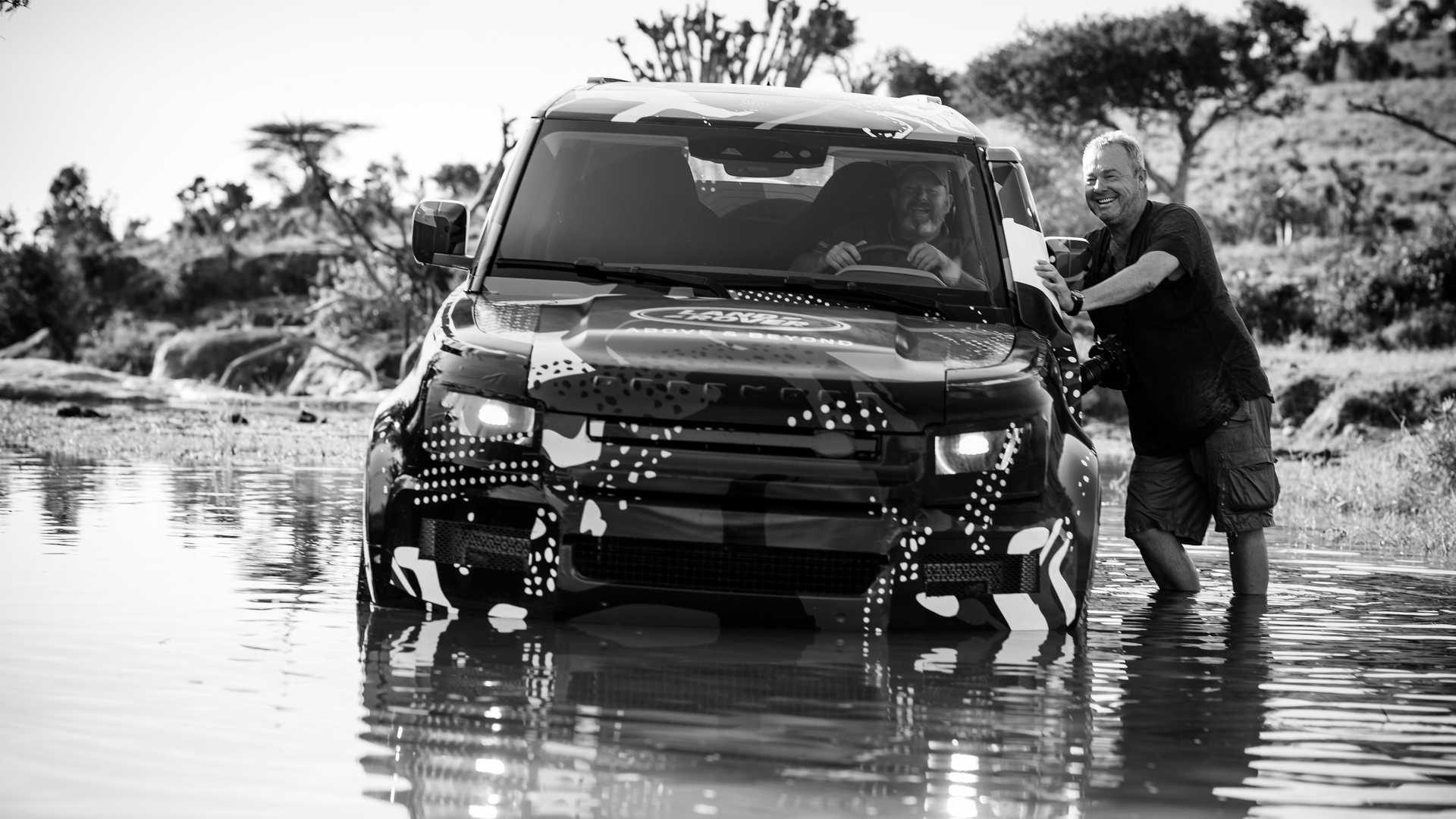"Lego ""Leaks"" 2020 Land Rover Defender 90 - autoevolution"