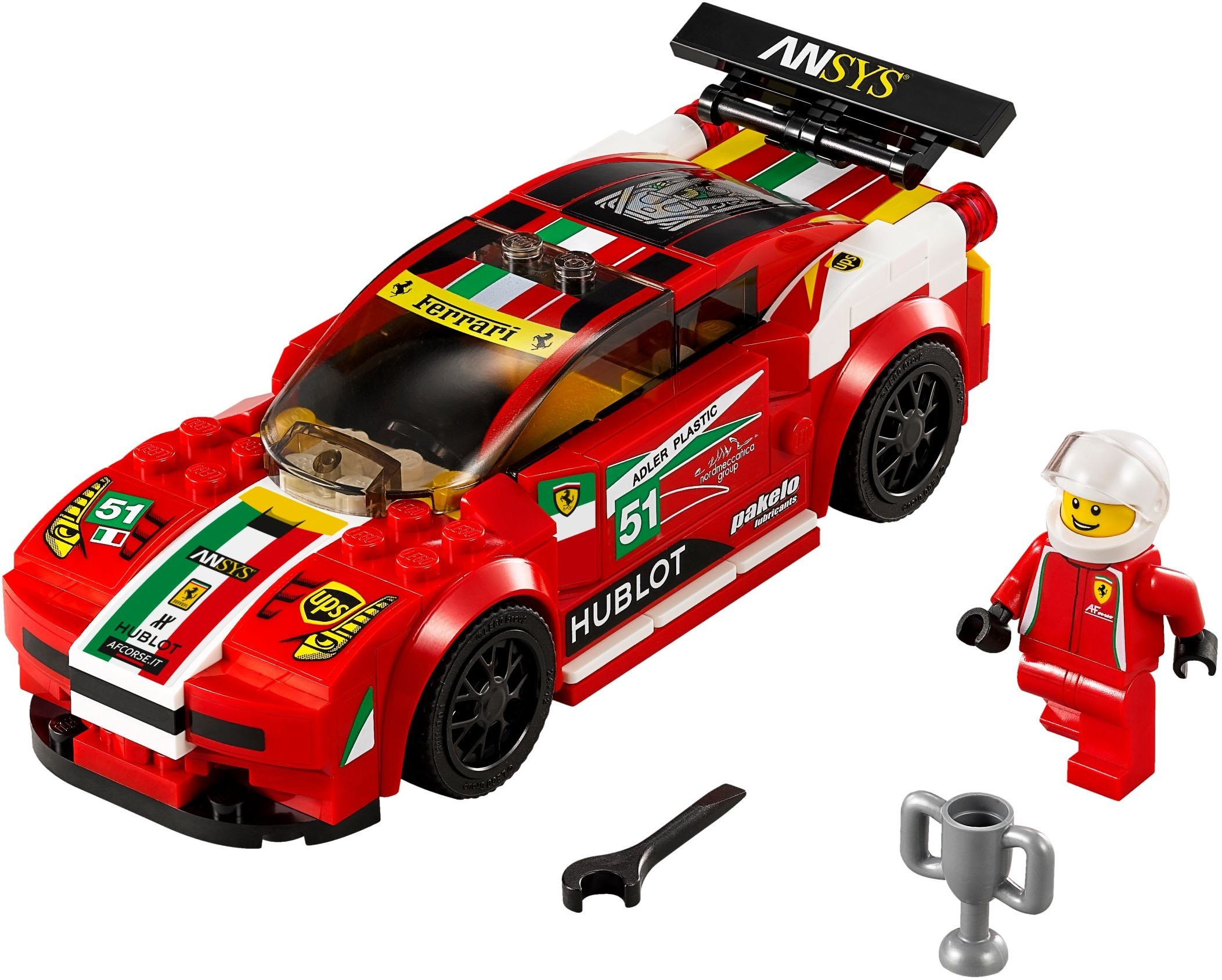 Lego Speed Champions Are Here And We Want One Of Each Set