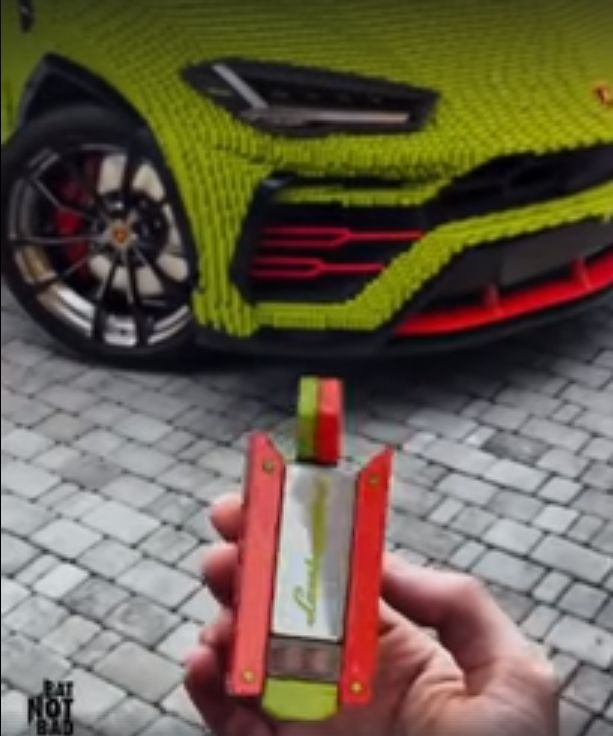 LEGO Technic Lamborghini Urus Is Fake, Still Looks Amazing