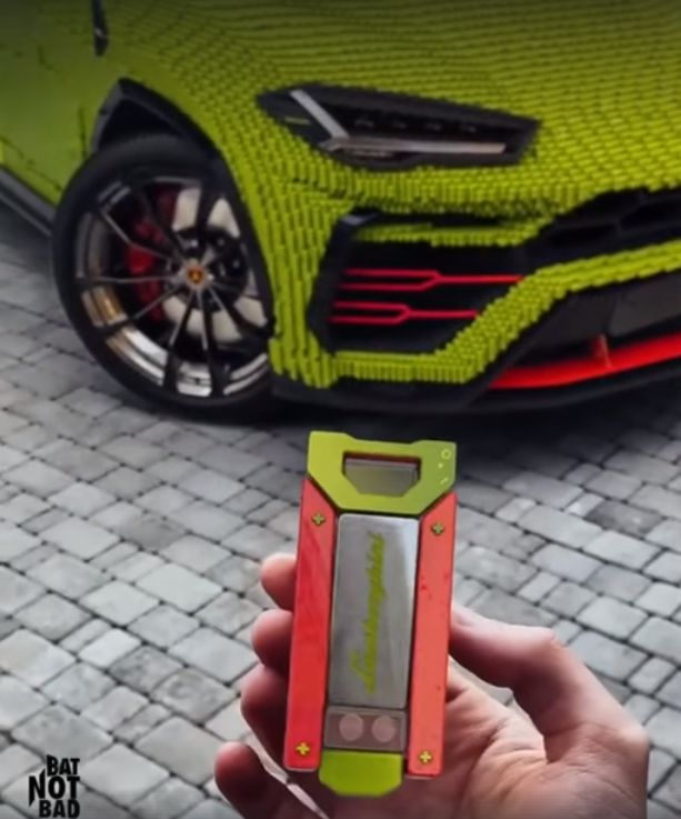 Lego Technic Lamborghini Urus Is Fake Still Looks Amazing