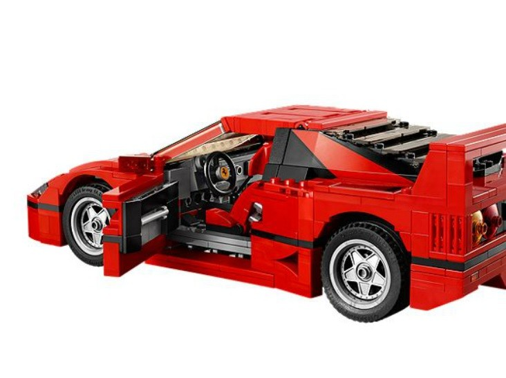 Lego S Ferrari F40 Is Now Available For Purchase