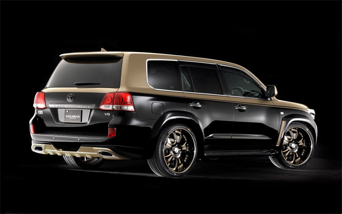 Let Goldman Cruise Turn Your Land Cruiser Into One Damn Ugly SUV - autoevolution