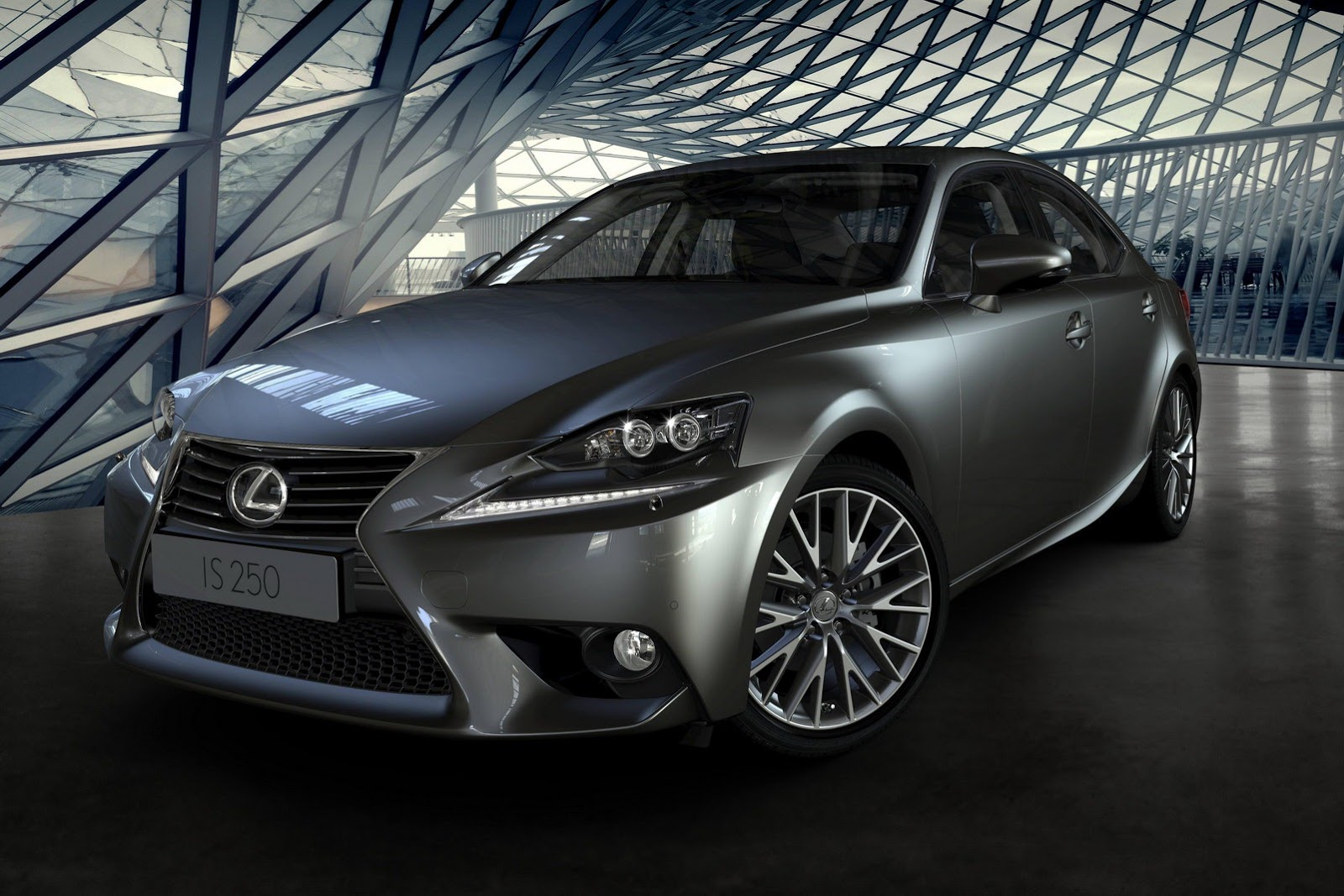 Lexus Announced US Pricing For the New IS - autoevolution