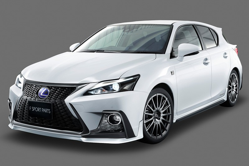 lexus could extend its game in the small city car league at geneva