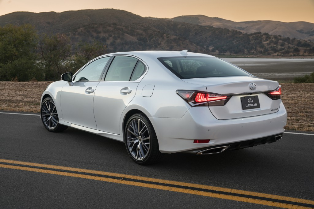 Lexus Drops Gs 300 For 2020 Gs 350 Becomes The New Entry