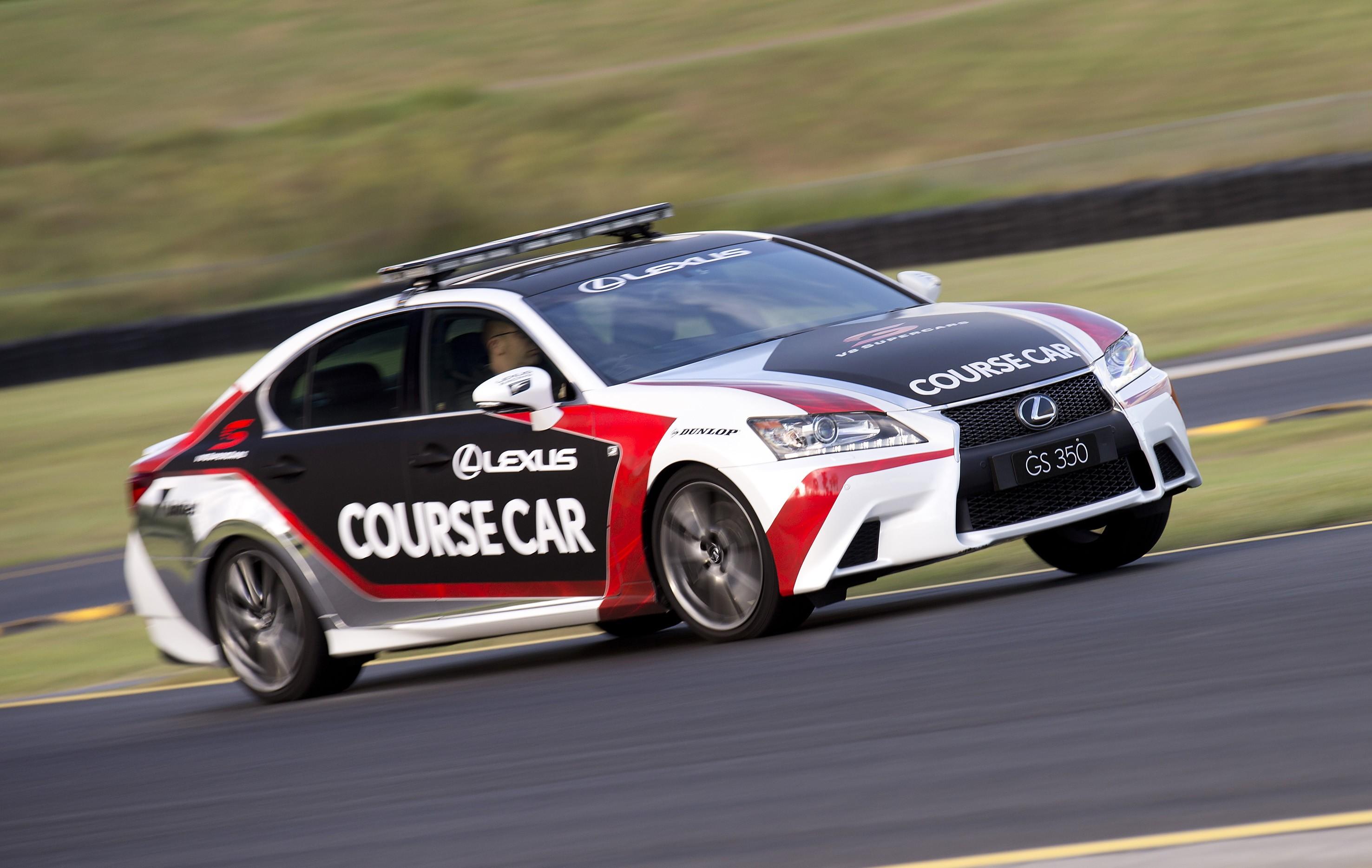 Lexus Joins Australian V8 Supercars Championship, No Racing Though ...