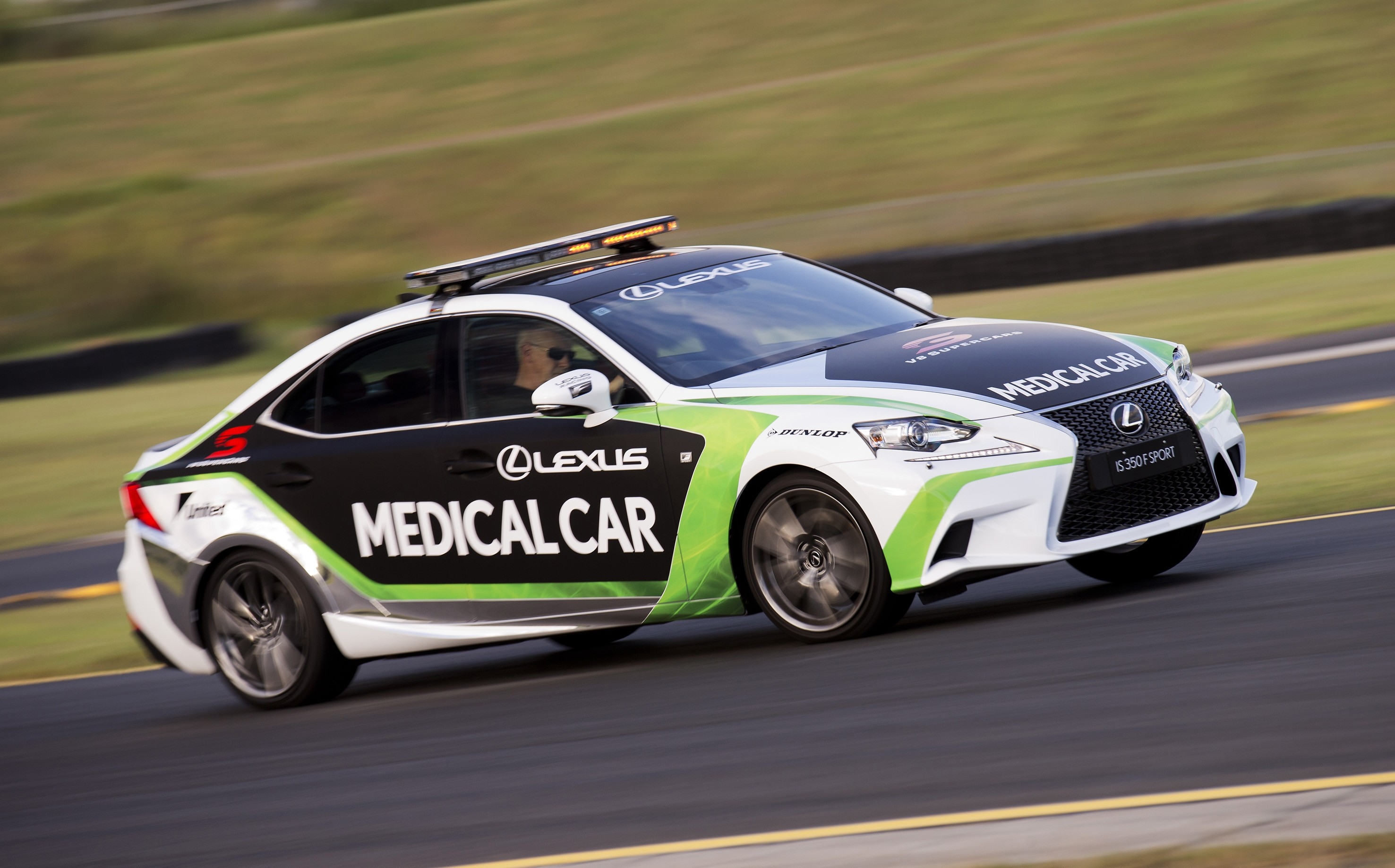 Lexus Joins Australian V8 Supercars Championship, No Racing Though ...
