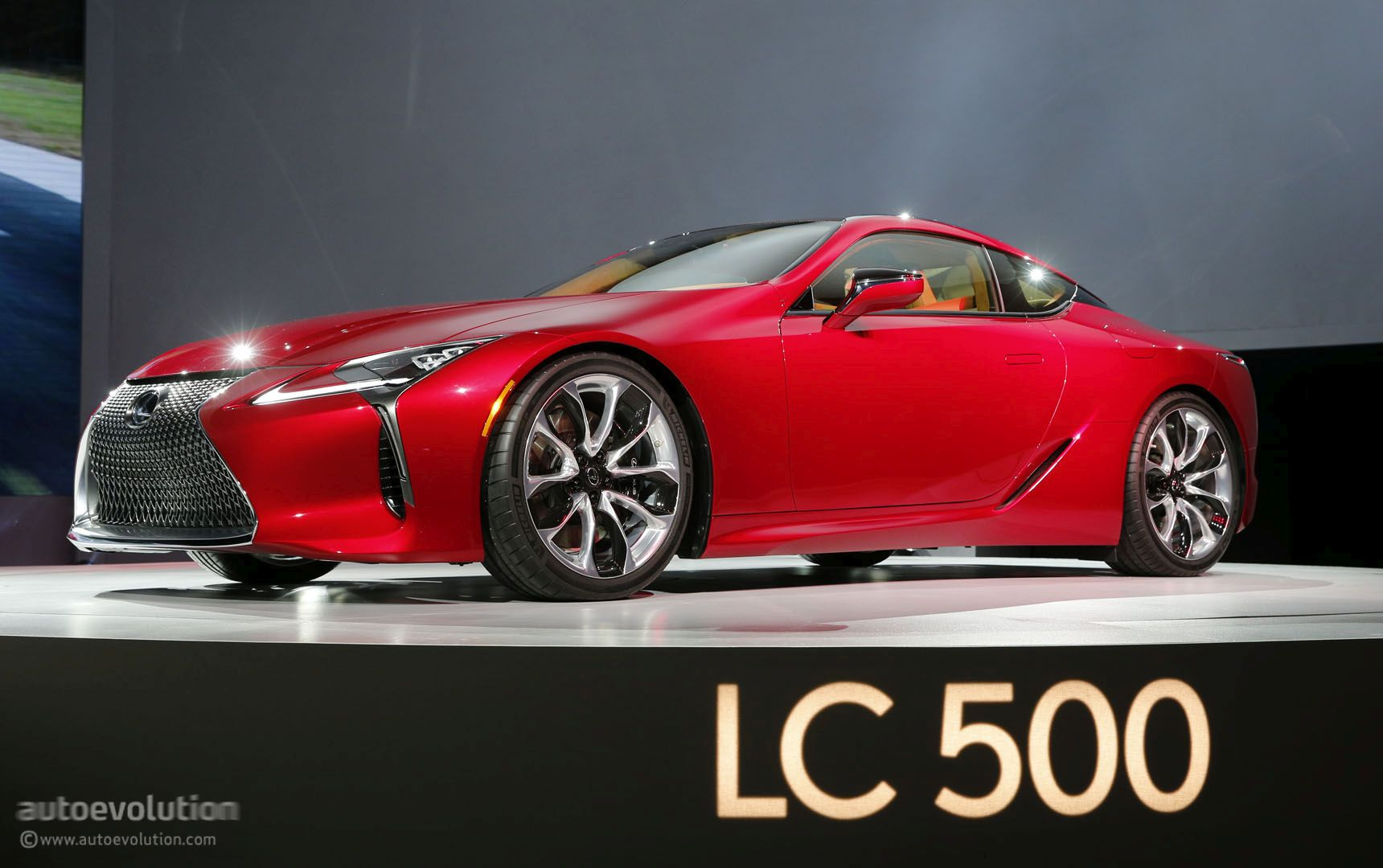 Lexus Ct F Sport 2017 >> Funky Lexus LC 500 Receives 2016 EyesOn Design Awards - autoevolution