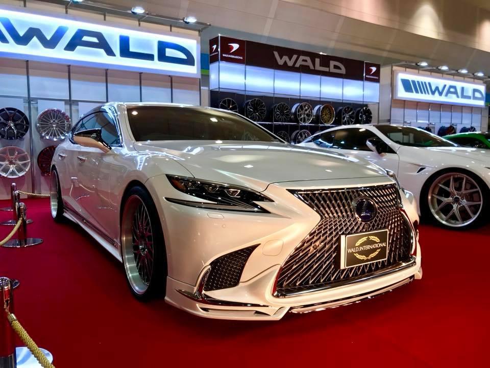 Lexus Is Starring In Epic Honolulu Vossen Coverage Autoevolution
