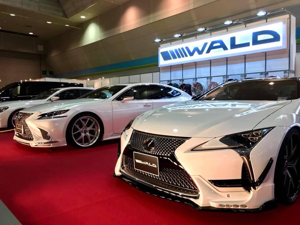 Custom Wrapped Matte Silver Lexus LFA Heading To Vancouver Show - Car show vancouver 2018