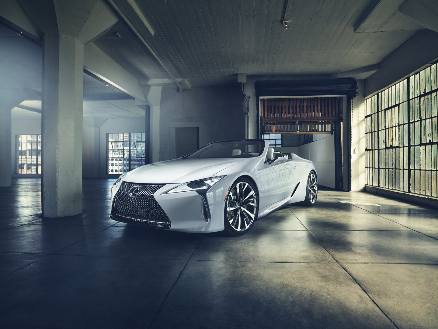 Lexus Lc Convertible Is A Concept You Ll Buy Soon on lexus sc 430 convertible