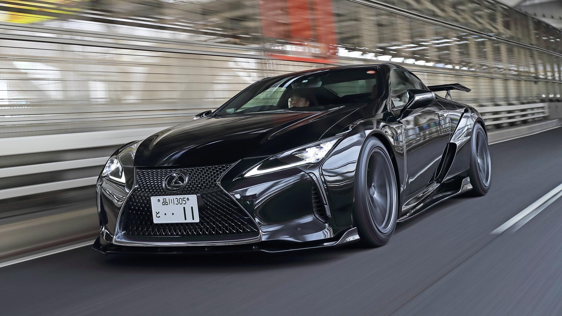 Vossen's Lexus RC F Is Pure Dope - autoevolution