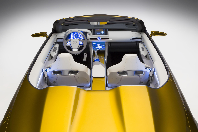 Lexus Lfc2 ✓ Lexus Car