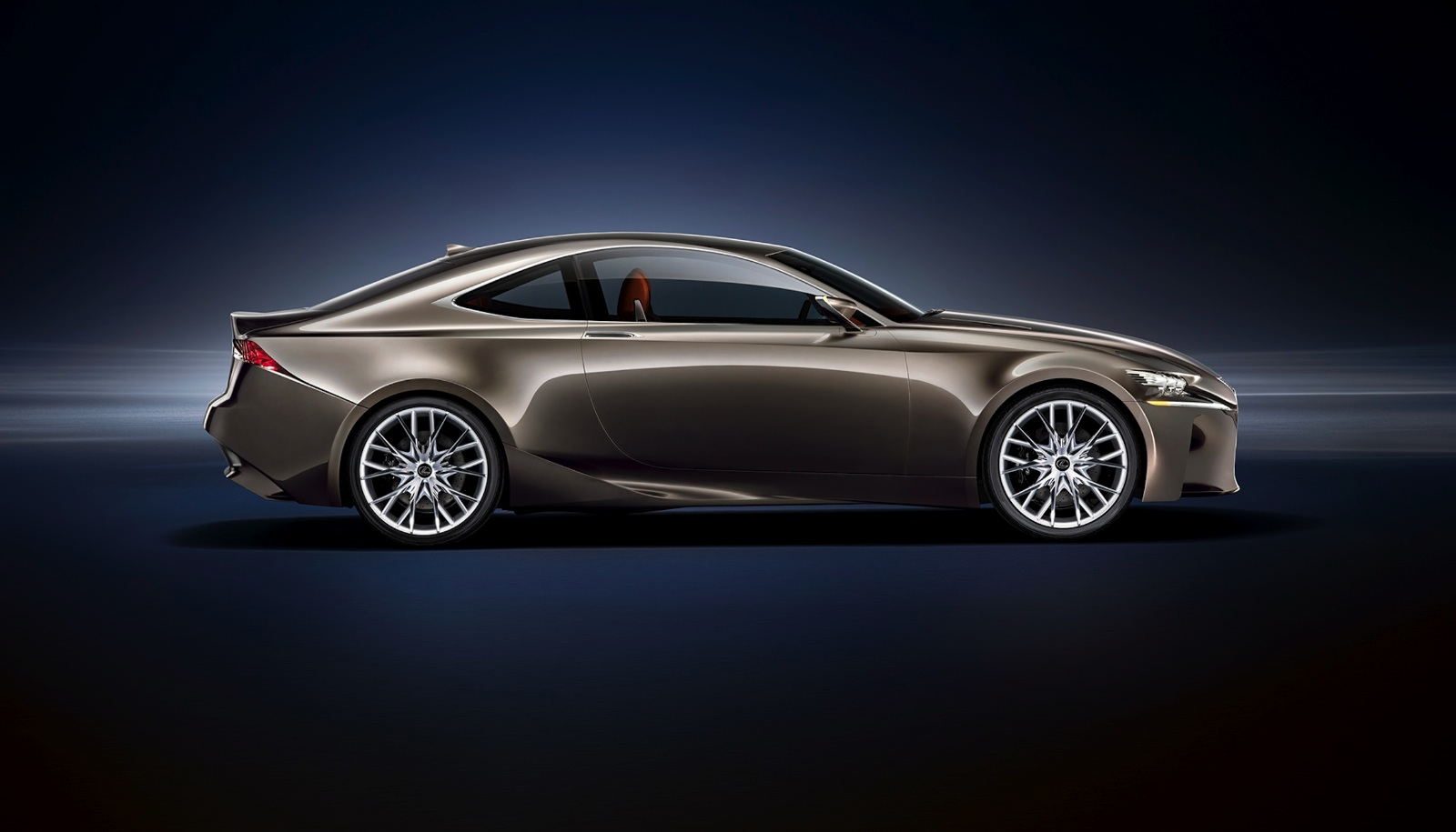Lexus LF-CC Hints at Future Lexus Coupe in Paris - autoevolution