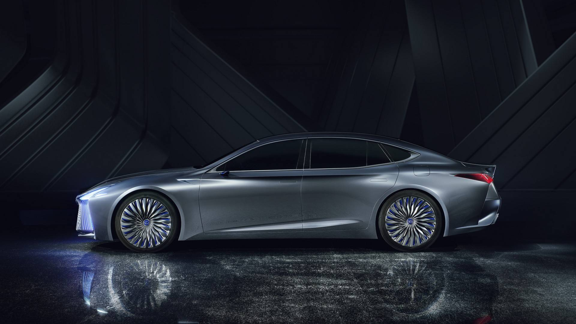 lexus-ls-concept-isnt-the-twin-turbo-v8-powered-ls-f-we-were-expecting_1 Amazing toyota Camry 2008 Cabin Air Filter Cars Trend