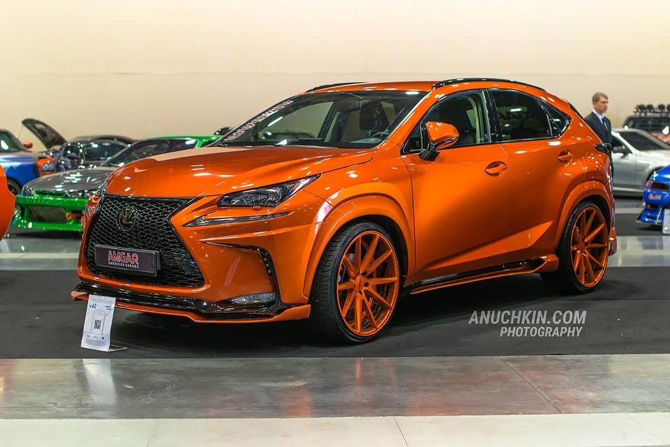 "Lexus NX 300h ""Phoenix"" - Lexus NX Forum"