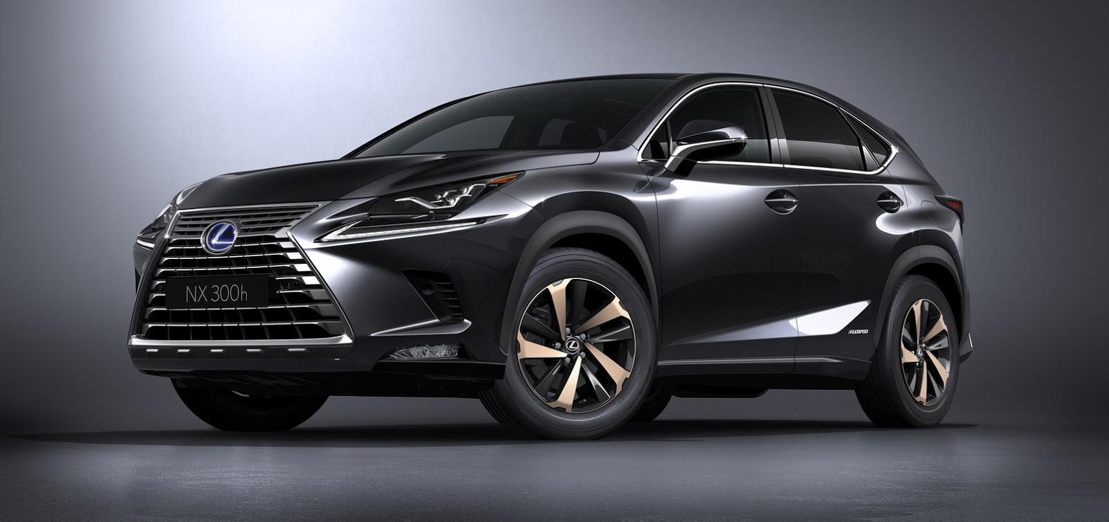 lexus facelifts nx for 2018 nx 200t now called nx 300 autoevolution. Black Bedroom Furniture Sets. Home Design Ideas