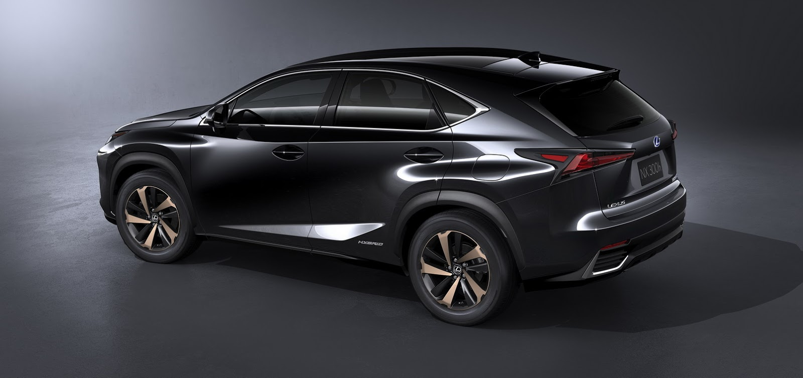 2018 Lexus Nx Facelift