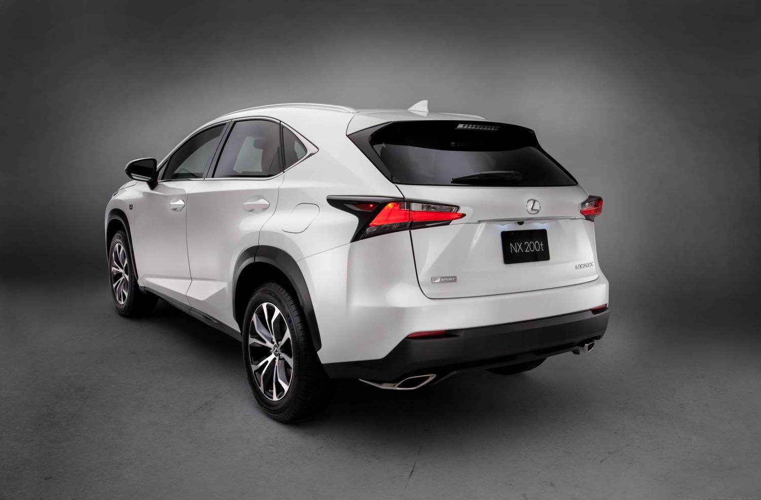 lexus nx turbo launching in the uk with awd and f sport only autoevolution. Black Bedroom Furniture Sets. Home Design Ideas