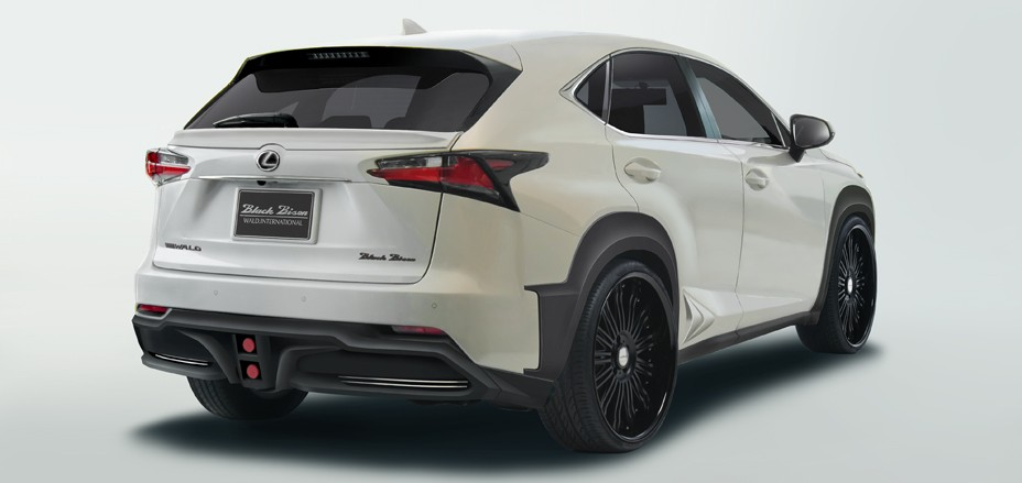 Lexus nx wald black bison body kit coming in 2015 autoevolution