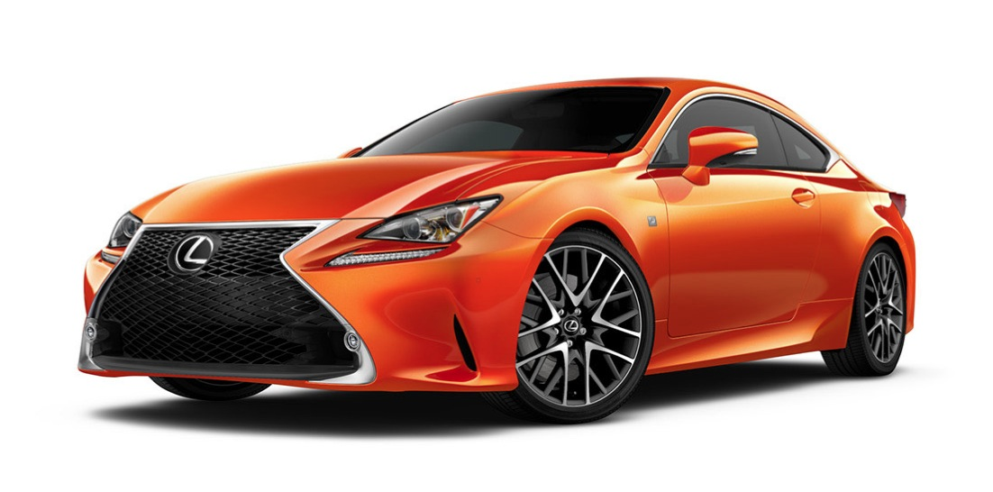 Lexus Paint Colors - What You Didn't Know - autoevolution