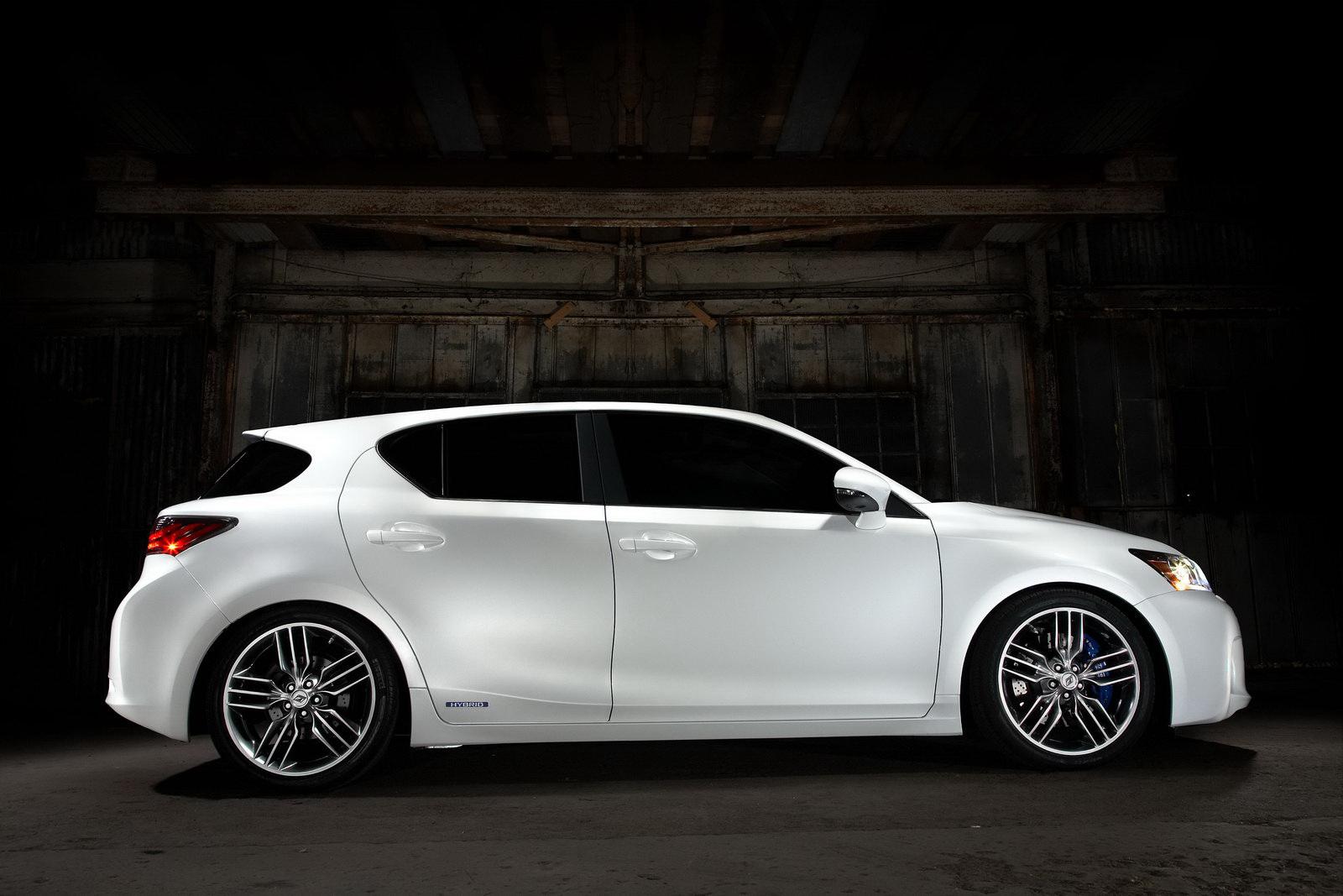 Car Shows In Ct >> Lexus Presenting 2010 SEMA Hybrid Offensive - autoevolution