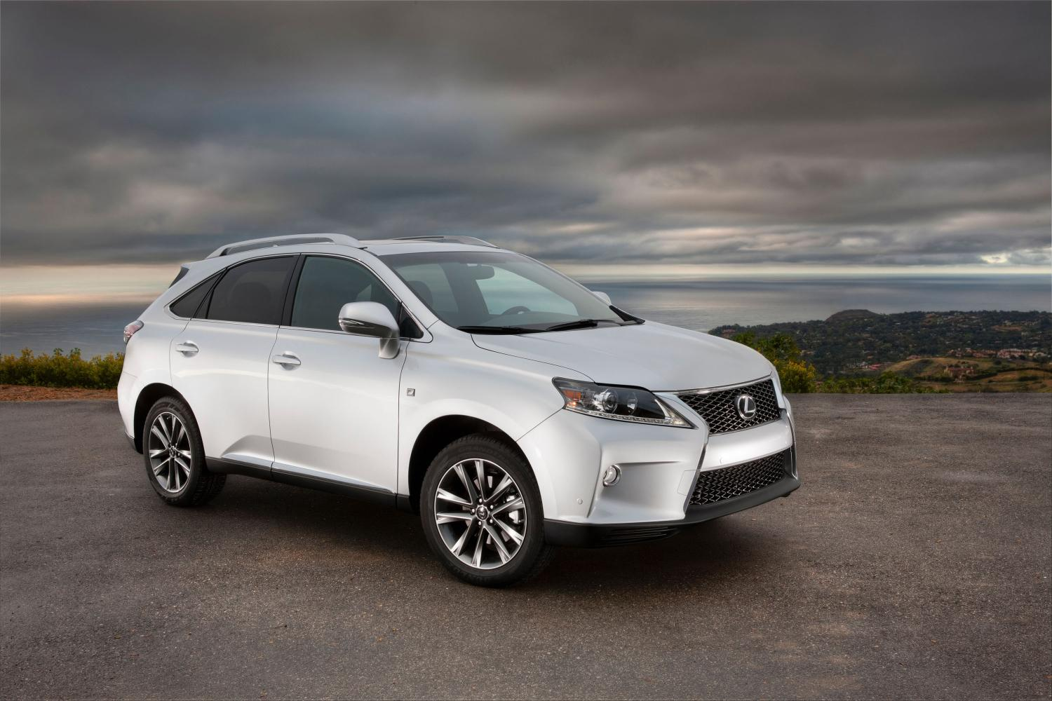lexus prices 2014 rx lineup in the us autoevolution. Black Bedroom Furniture Sets. Home Design Ideas