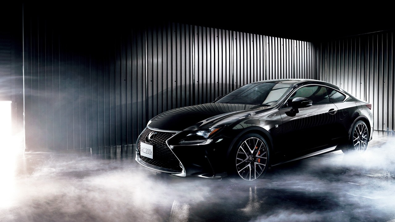 Lexus Rc 200t Revealed In Japan Comes With New 2 Liter