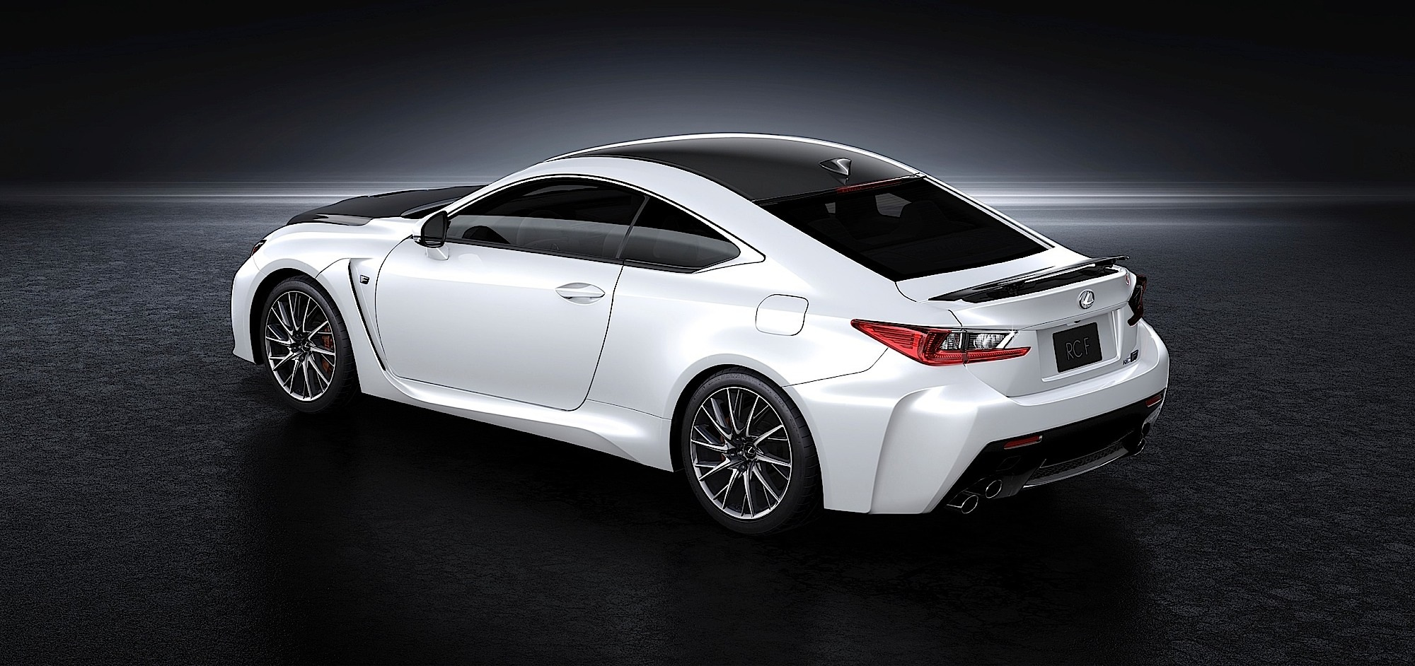 2014 - [Lexus] RC Coupé / RC-F - Page 5 Lexus-rc-f-looking-awesome-in-white_3