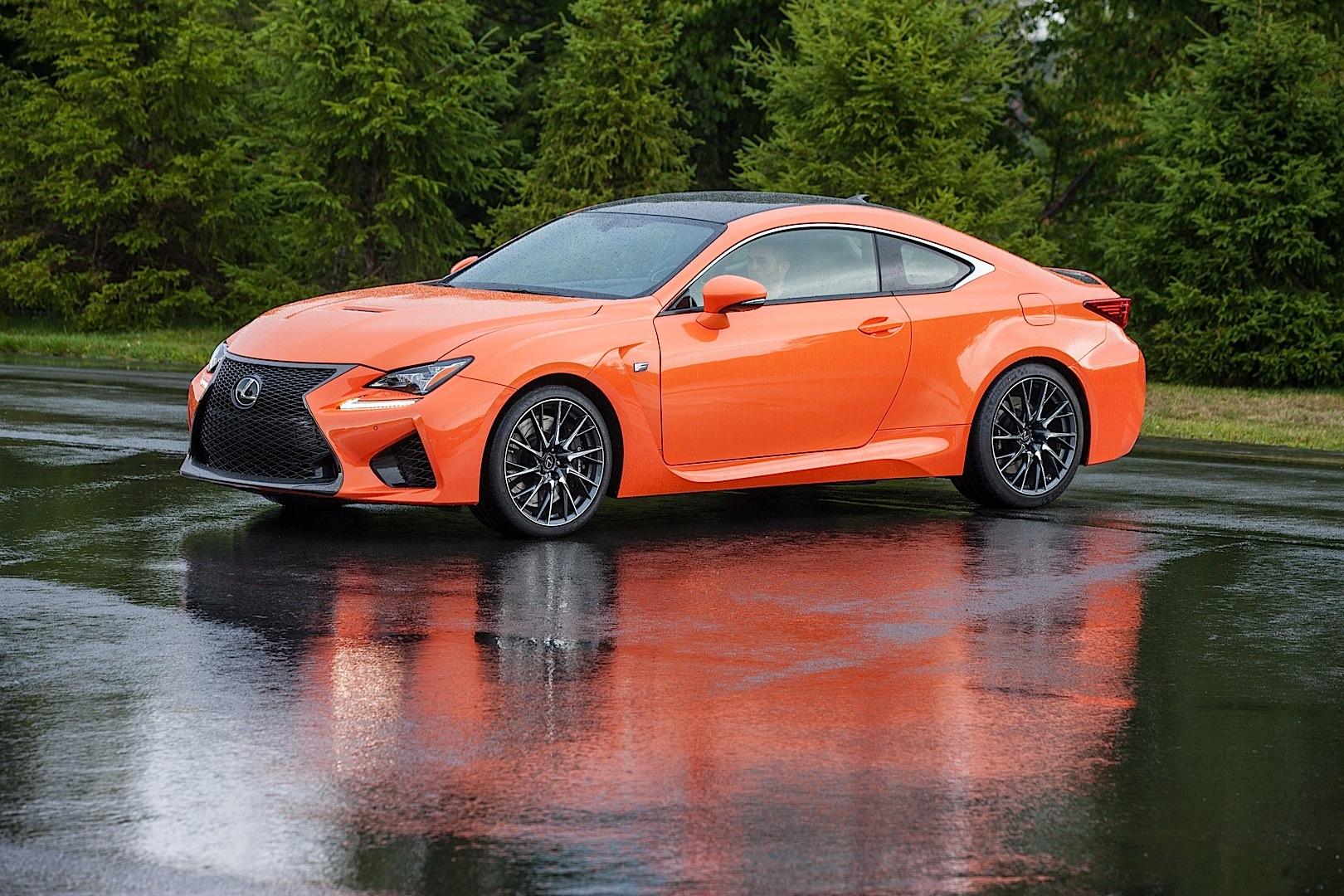 Lexus RC F Makes 467 HP Full Engine Specs And Price