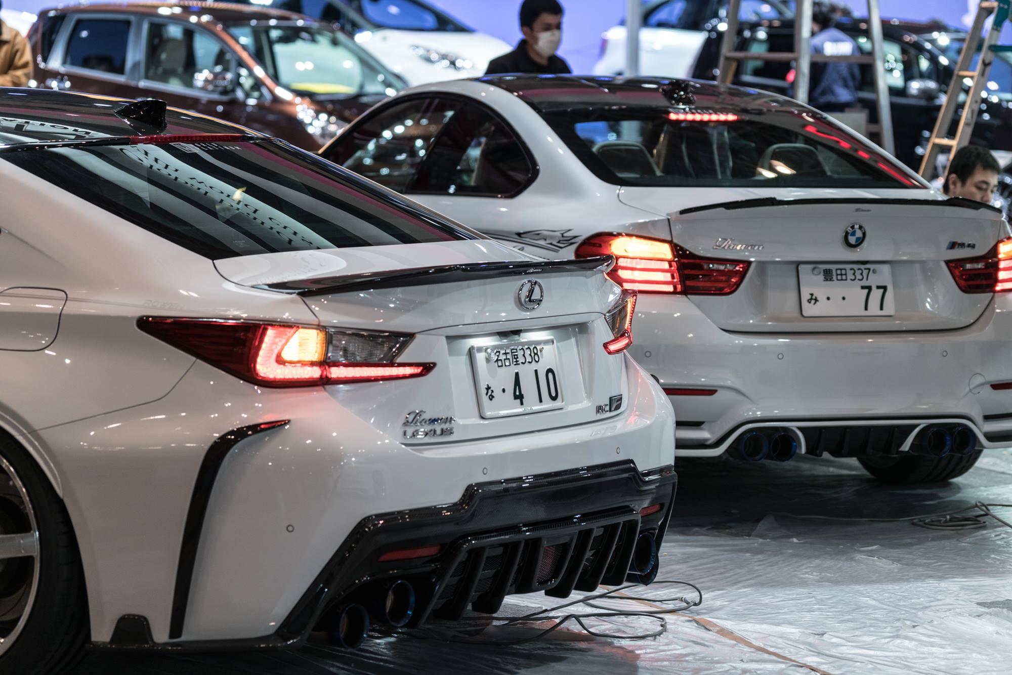 car lexus tcm rc models sports exterior coup uk new explore gallery