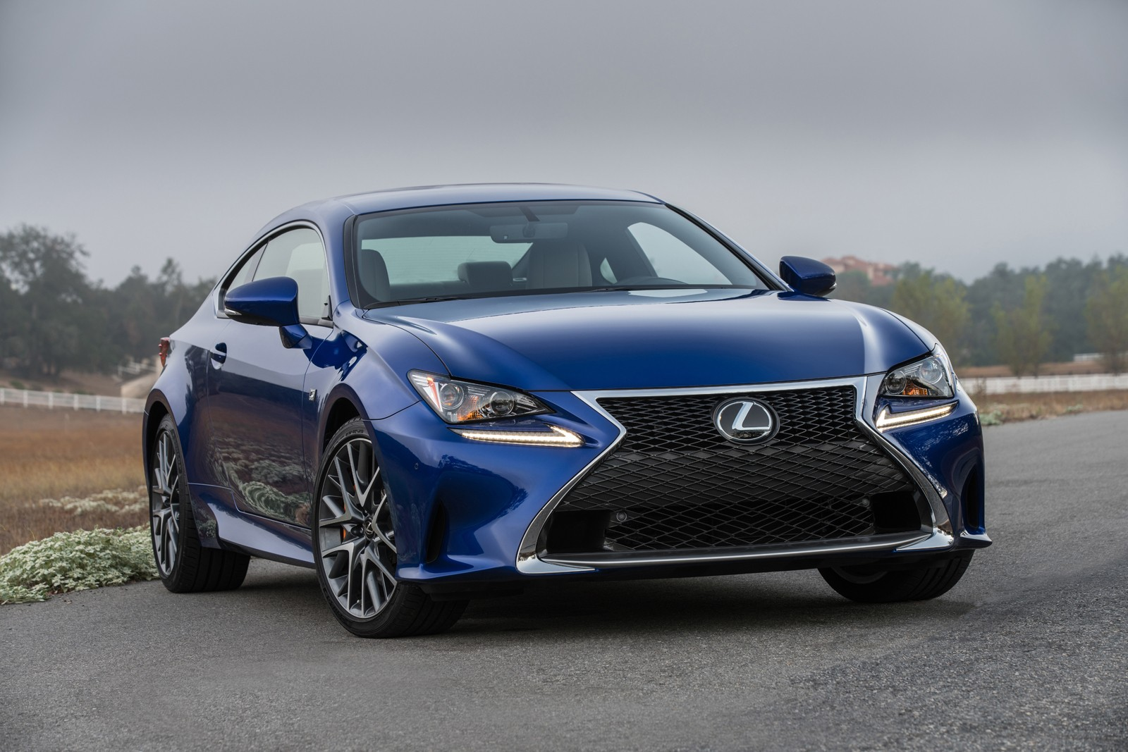 Lexus Rc Revised For My Rc Available With Two Engines