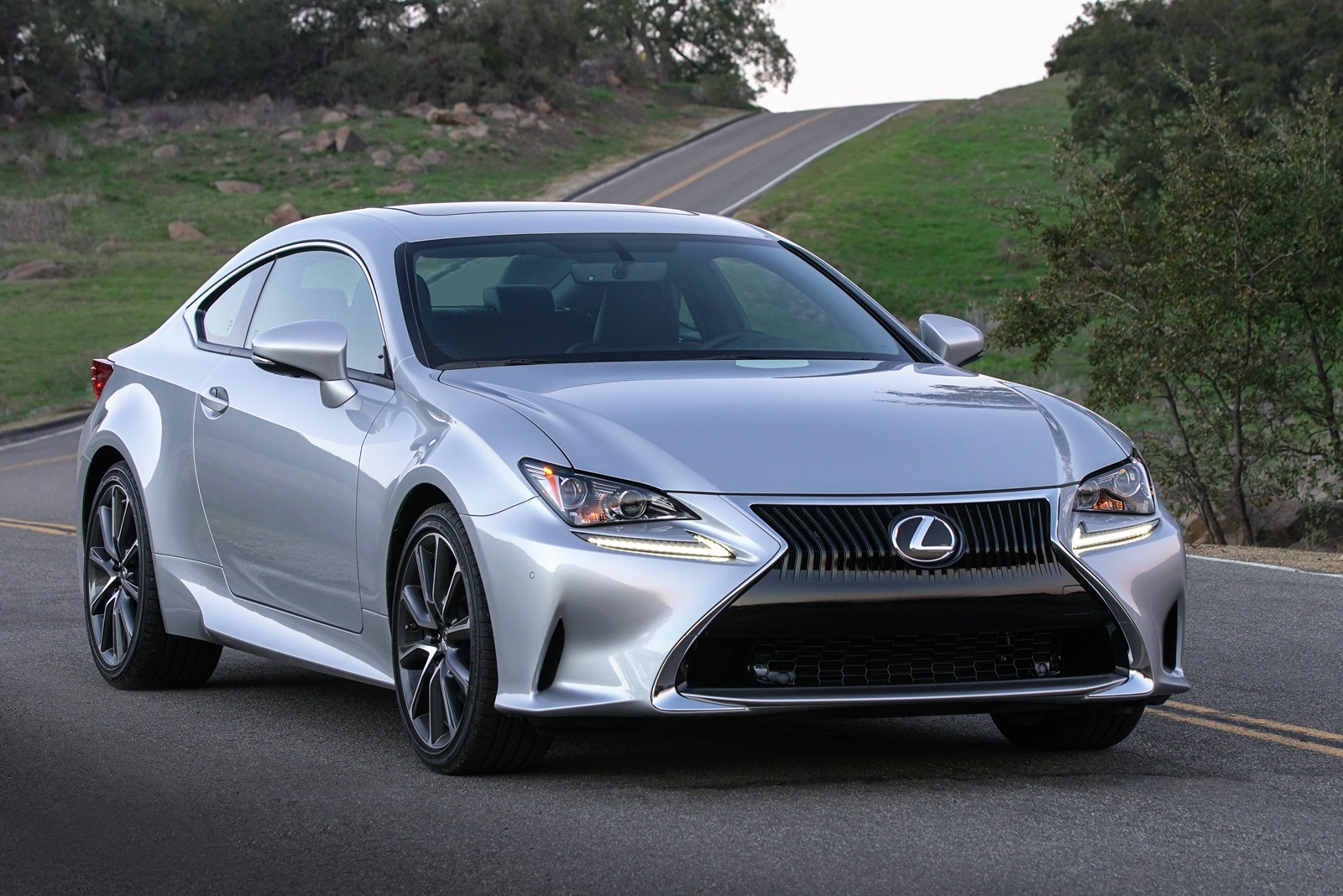 Lexus RC Revised For MY 2018 RC 300 Available With Two