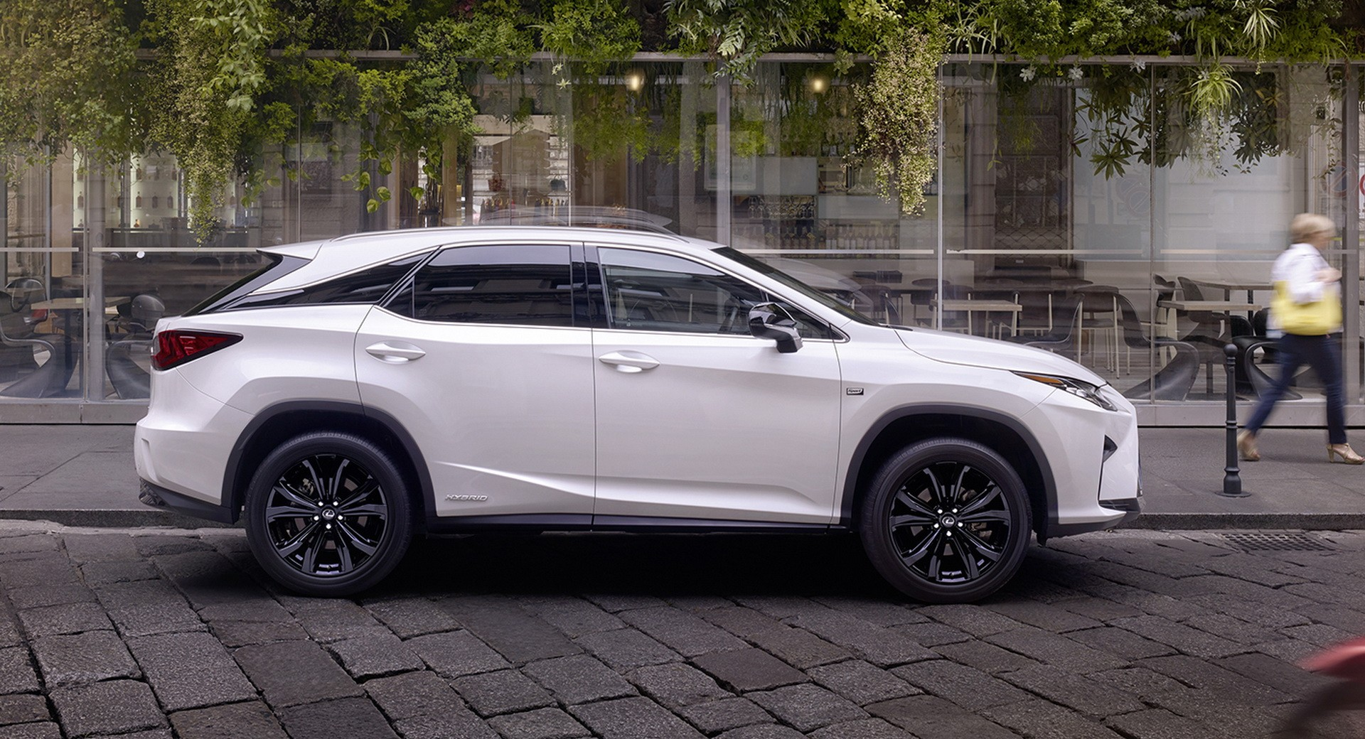 lexus rx 450h sport edition launched in britain autoevolution. Black Bedroom Furniture Sets. Home Design Ideas
