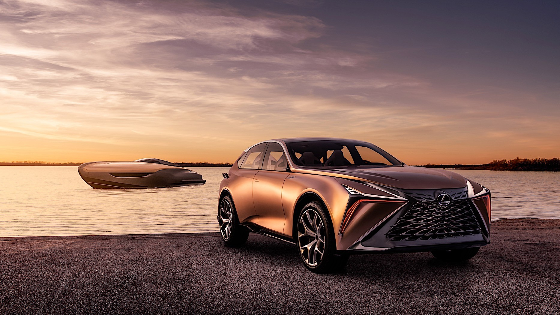 Green Light Auto >> Lexus Sport Yacht Concept Gets Green Light for Production - autoevolution