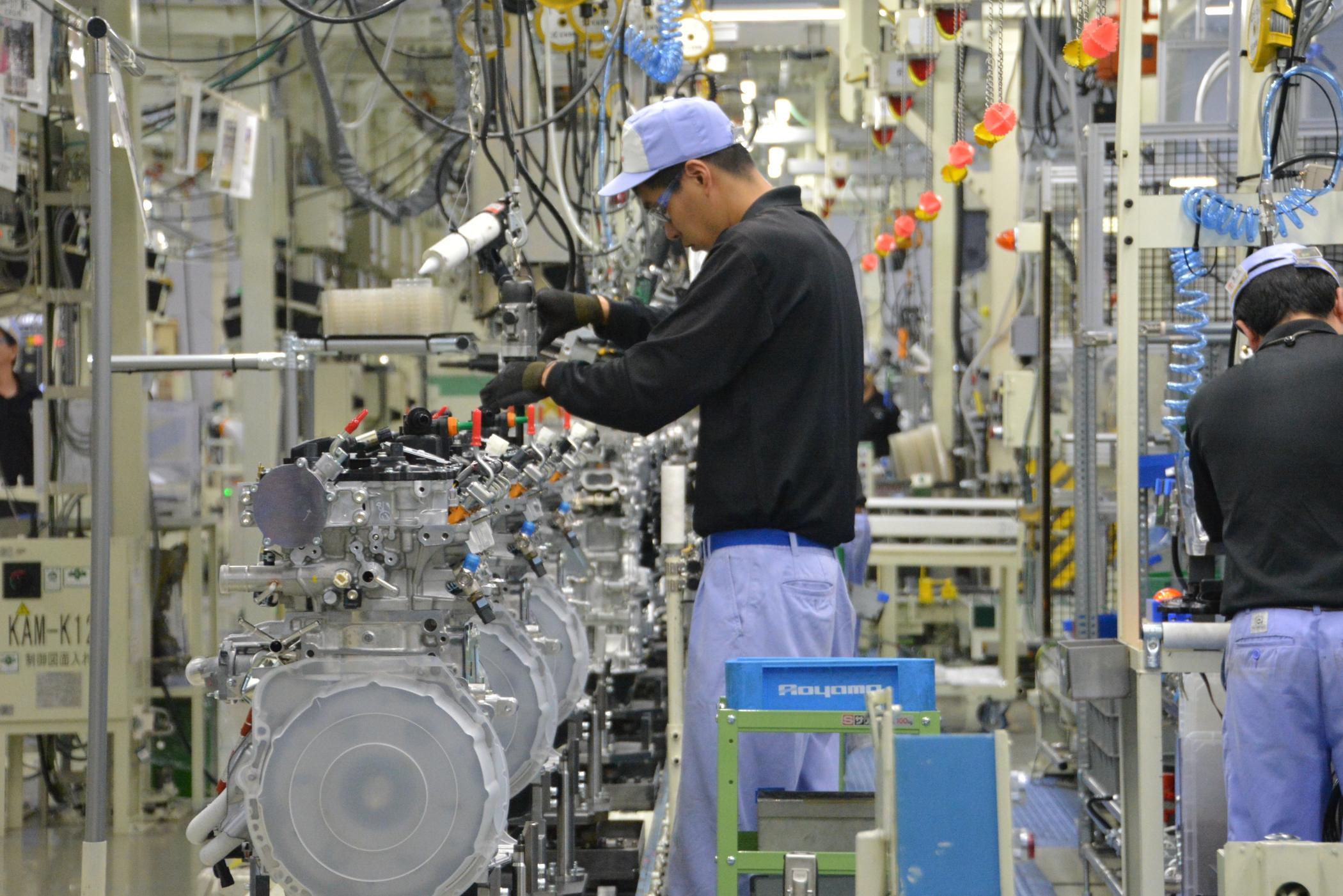 Lexus Starts NX Production In Japan Revives Kanda Factory