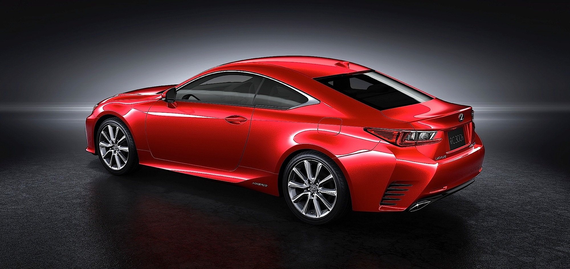 Lexus Is 350 >> Lexus Unveils RC Sports Coupe at 2013 Tokyo Show - autoevolution