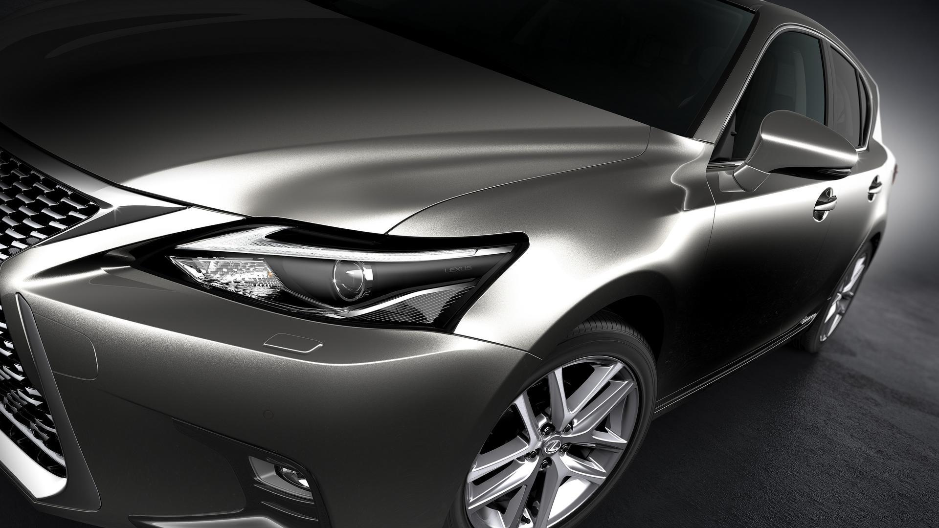 2018 Lexus CT 200h facelift Lexus CT 200h Hybrid Lexus premium ...