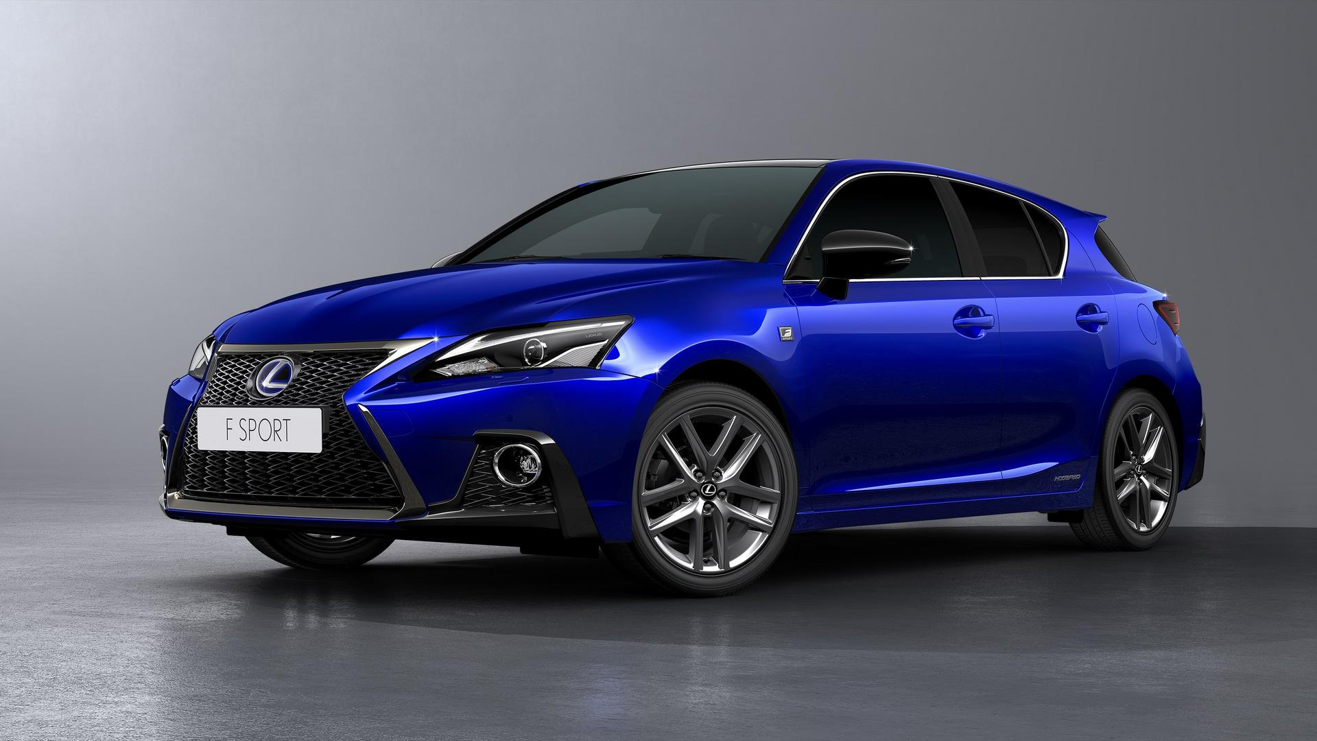 2017 lexus ct 200h rendered to debut in january 2017 autoevolution
