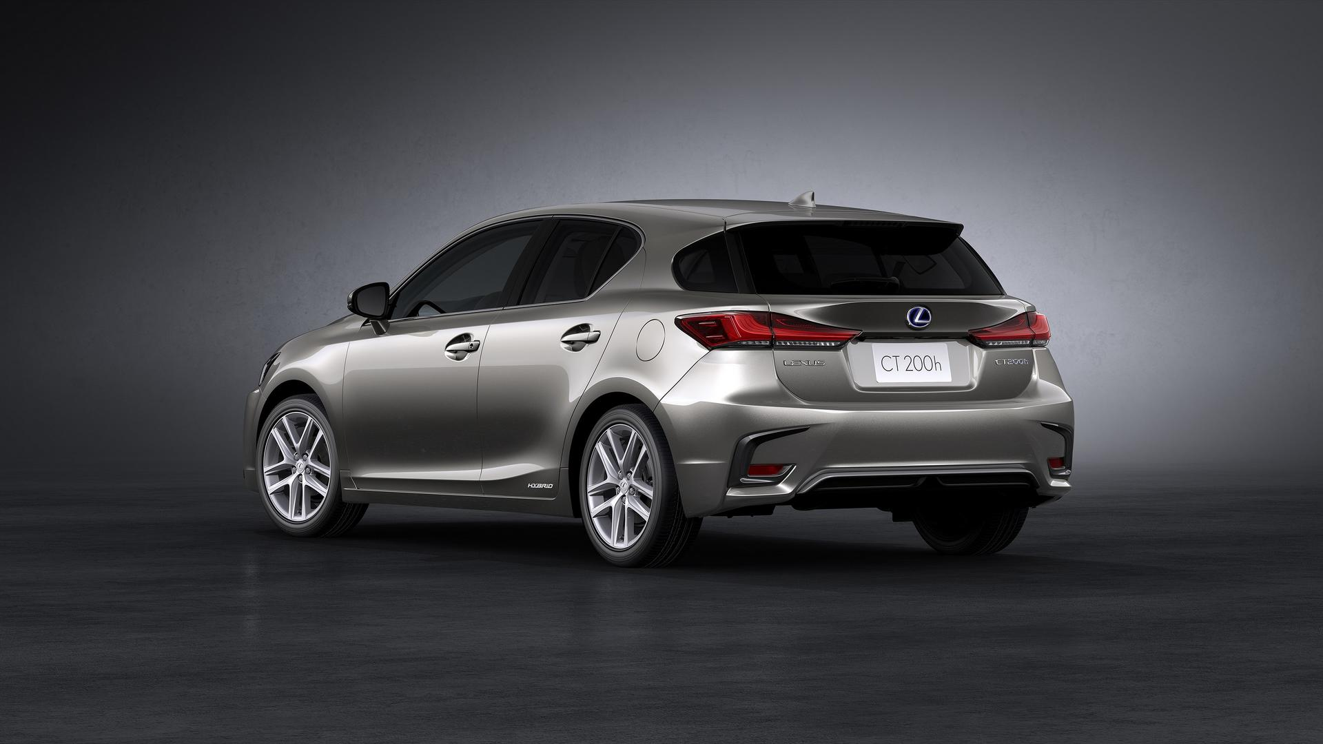 2017 lexus ct 200h rendered to debut in january 2017 autoevolution. Black Bedroom Furniture Sets. Home Design Ideas