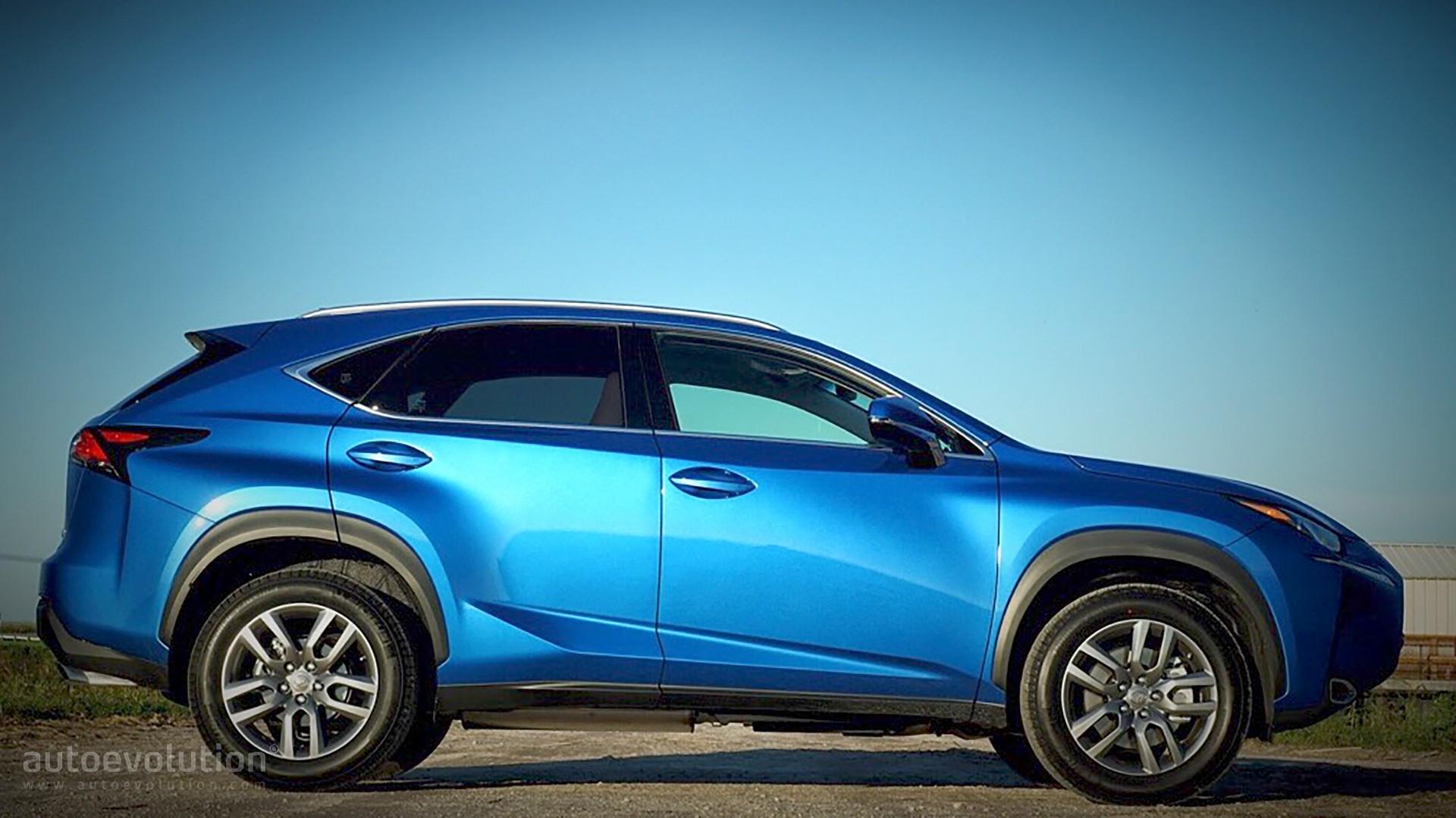 Lexus UX Concept Design Revealed ahead of Paris, Previews New ...