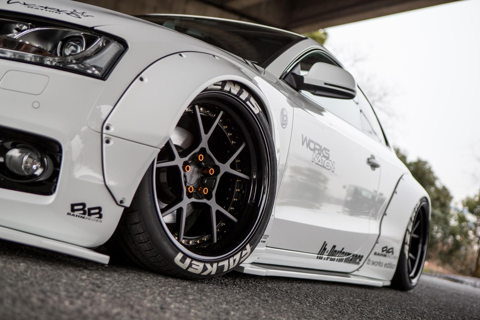 Audi R8 For Sale >> Liberty Walk Bugatti Veyron Is Not Impossible - autoevolution