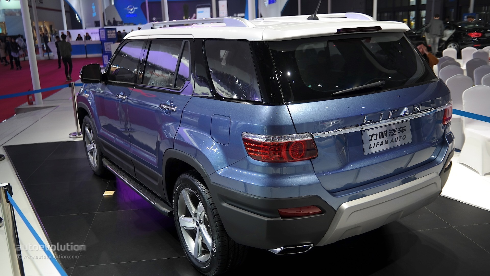 Lifan X Suv Concept Takes A Bow At Auto Shanghai Live Photos