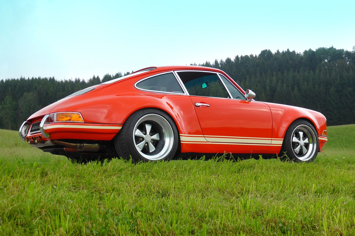 Lightspeed Classic 911 Is The Porsche Restomod Singer Fears Most Video Photo Gallery