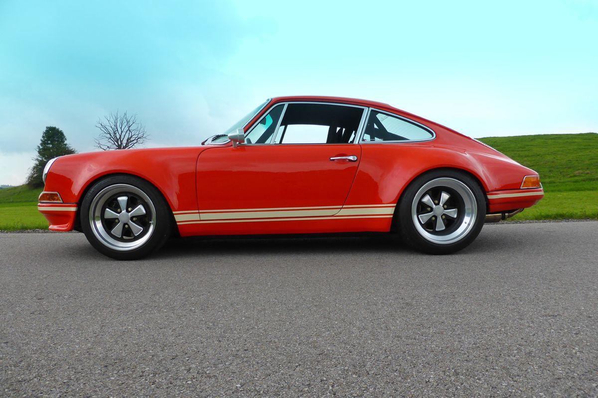 Lightspeed Classic 911 Is The Porsche Restomod Singer
