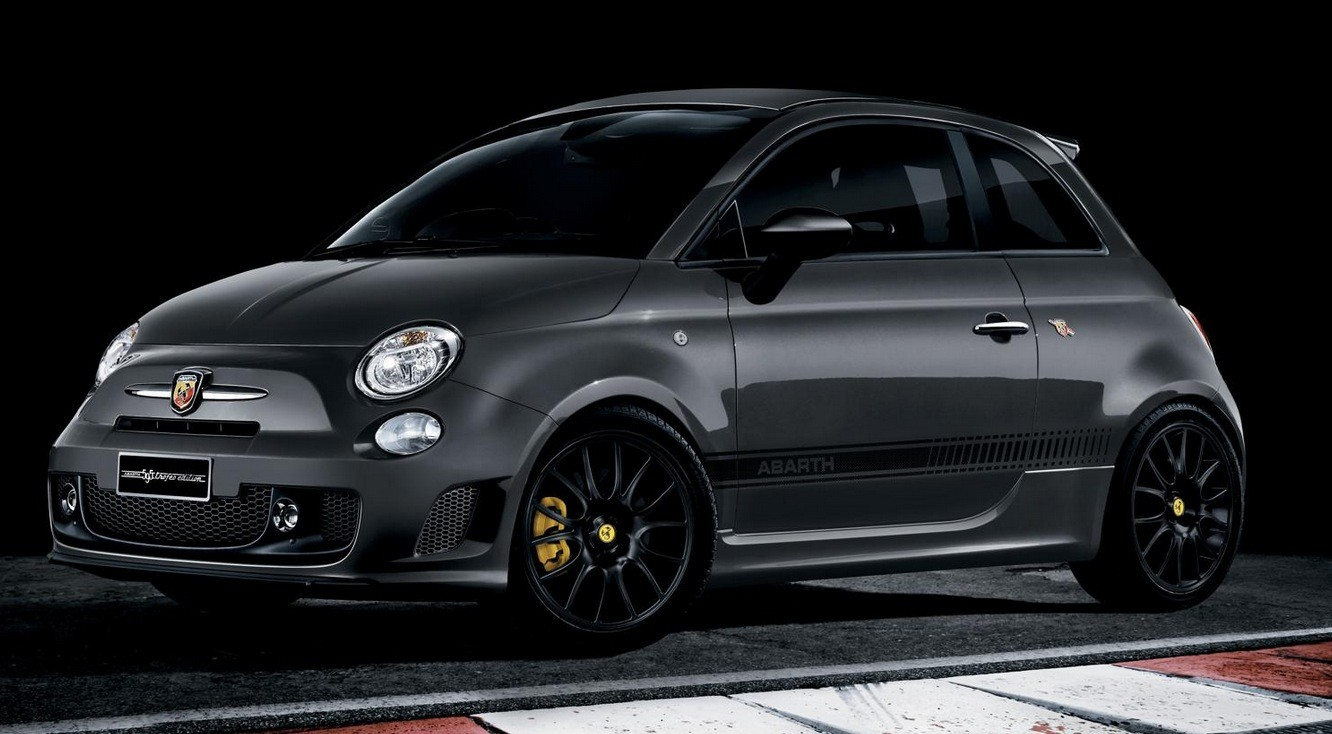 limited edition abarth 595 trofeo launched in britain at just 15 150. Black Bedroom Furniture Sets. Home Design Ideas