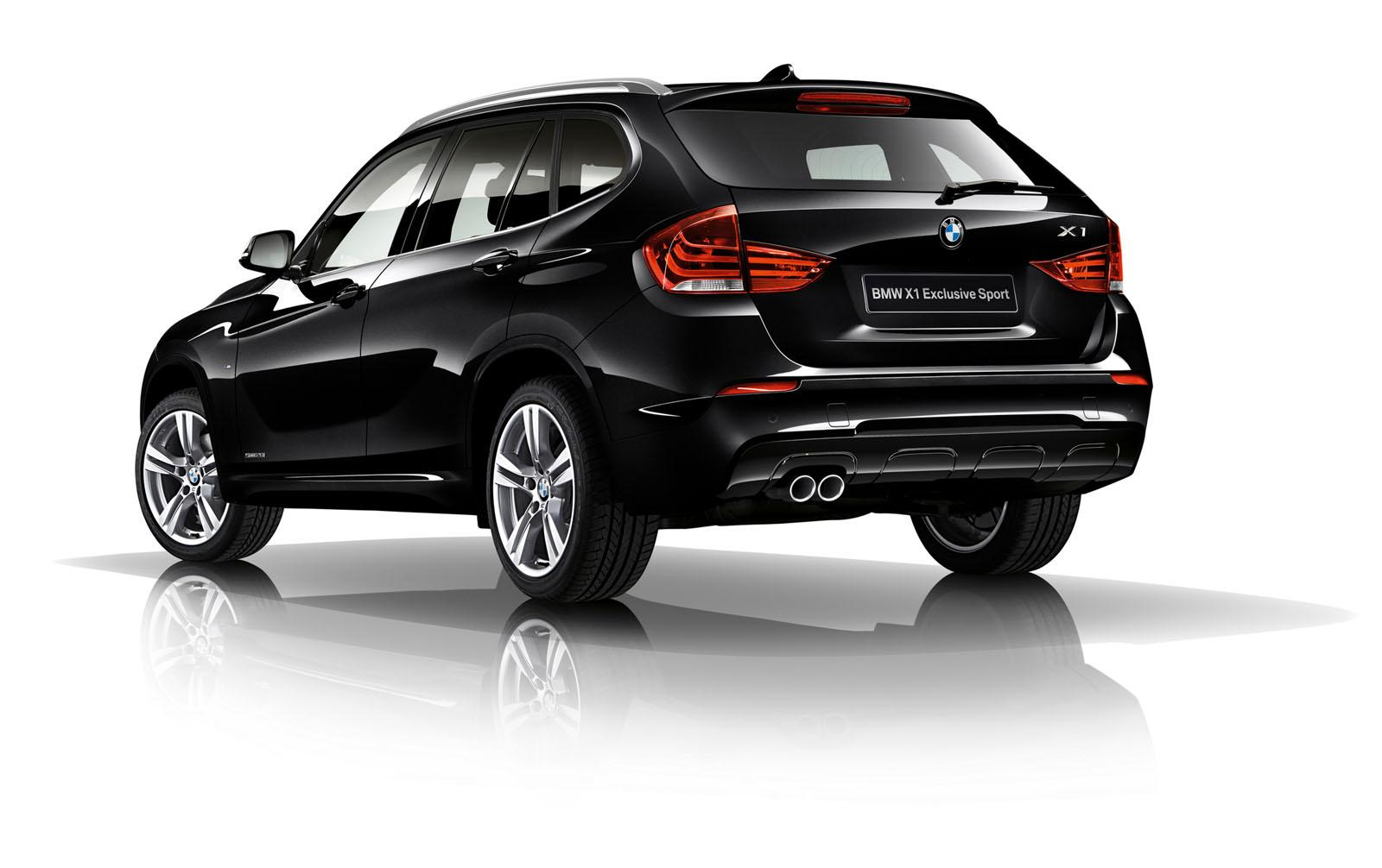 Limited Edition BMW X1 Exclusive Sport